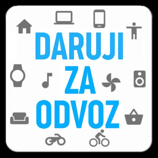 Daruji za odvoz aplikace